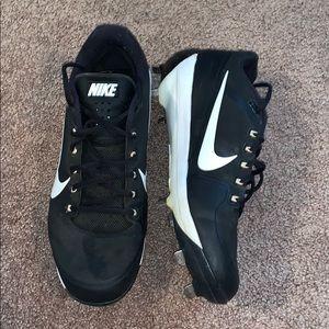 Nike Air Clipper '17 Size 10.5 Metal ball cleats